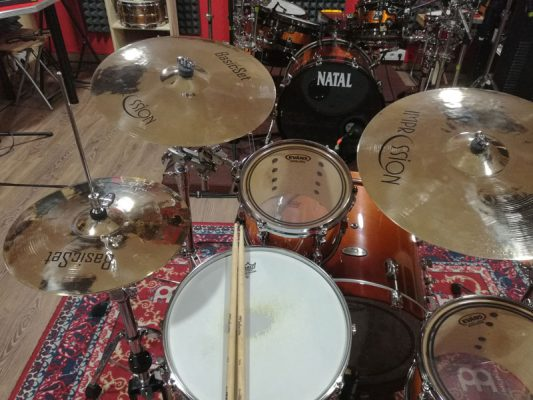 Impression Cymbals Basic Series