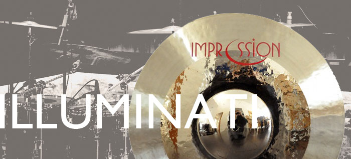 Impression Cymbals Illuminati Series