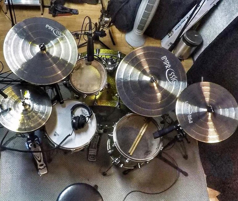 Impression Cymbals Passion Series