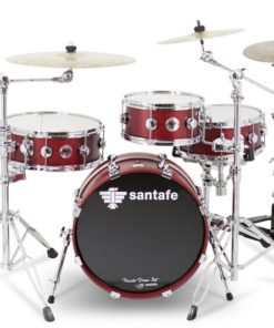 Batería santafé Drums Piccolo Custom set (shell set 20-12-16 / caja 14) / [ref SP0100]