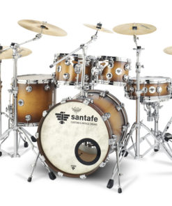Batería santafé Drums Maple Custom I Arce (shellsets)