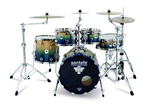 Batería santafé Drums Nature Custom Arce (shellsets)