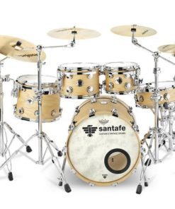 Batería santafé Drums OAK Series Roble (shellsets)