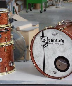Batería santafé Drums Nature Custom Arce (shellsets) -1