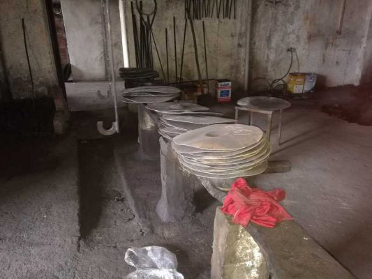 Impression Cymbals Factory