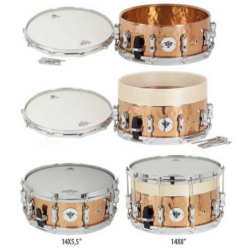 Snare Drum Increase Supplement (santafe Drums)