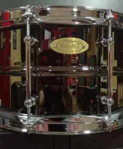 Snare Drum Worldmax Black Dawg Brass 14x6,5""