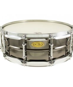 Snare Drum Worldmax Black Dawg Brass 14x5""