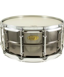 Snare Drum Worldmax Black Dawg Brass 14x6,5