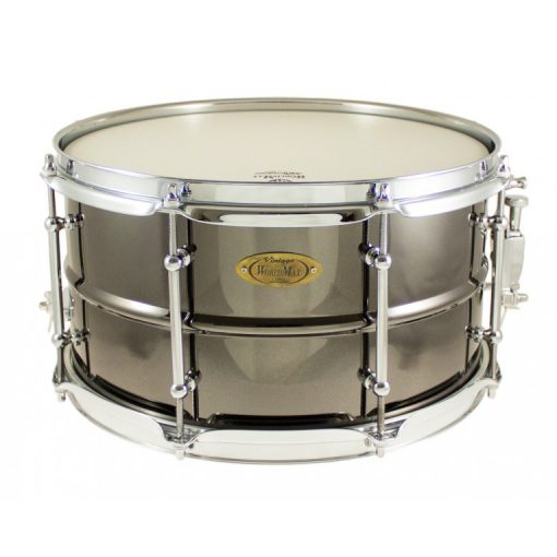 Snare Drum Worldmax Black Dawg Brass 13x7""