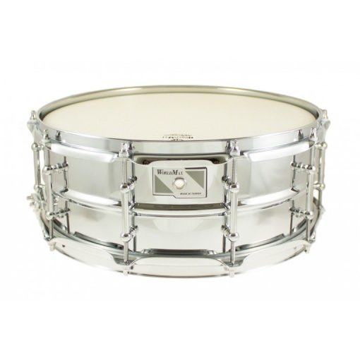 Snare Drum Worldmax Steel 14x5,5""