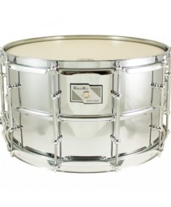 Snare Drum Worldmax Steel 14x8""