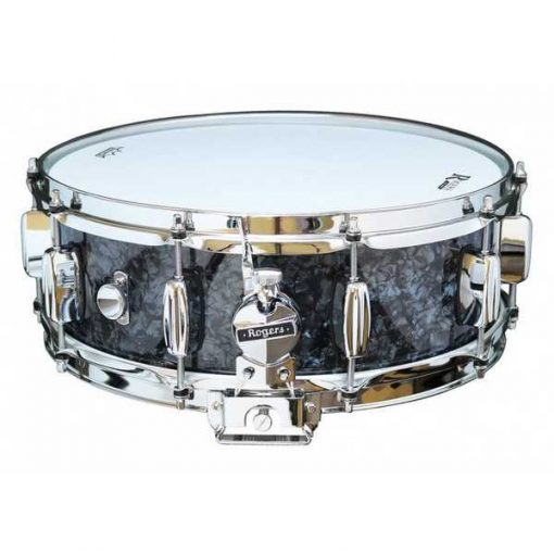 "Snare Drum Rogers 14X05"" Dyna-Sonic Black Pearl (lugs B&B)"