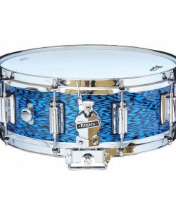 "Snare Drum Rogers 14X05"" Dyna-Sonic Blue Onyx (lugs Beavertail)"