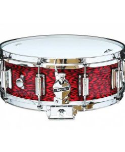 "Snare Drum Rogers 14X05"" Dyna-Sonic Red Onix (lugs Beavertail)"
