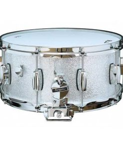 "Snare Drum Rogers 14X6,5"" Dyna-Sonic Silver Sparkle (lugs B&B)"