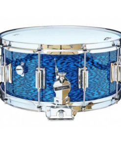 "Snare Drum Rogers 14X6,5"" Dyna-Sonic Blue Onix (lugs Beavertail)"