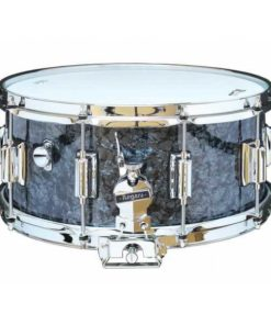 "Snare Drum Rogers 14X6,5"" Dyna-Sonic Black Pearl (lugs Beavertail)"