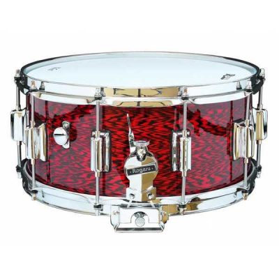 "ROGERS 14"" X 6.5"" DYNA-SONIC 37-RO RED ONYX - BEAVERTAIL"