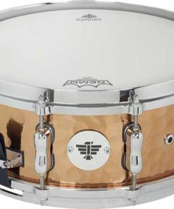 Snare Drum santafé Custom Master Series Hammered Copper 14x5,5""