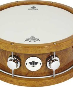 Snare Drum santafé Custom Series Nature Mappa Burl 13x5,6""