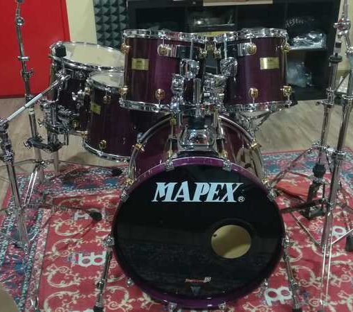 Batería Mapex Orion Classic Maple Series