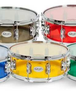 Acrylic Snare Drums