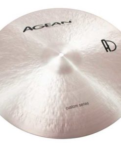 "Crash Agean 18"" Custom Series (paper-thin)"