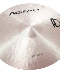 "Crash Agean 19"" Custom Series (paper-thin)"