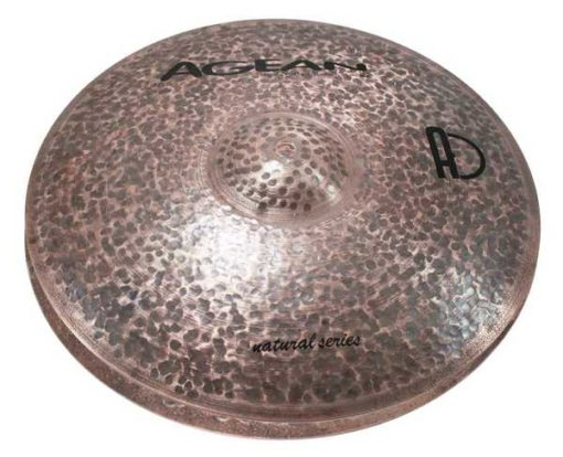 "Hihat Agean 14"" Natural Rock Series"