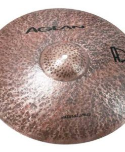 "Crash Agean 16"" Natural Series (paper-thin)"
