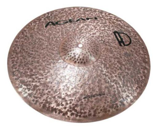 "Crash Agean 19"" Natural Series (paper-thin)"