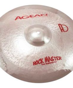 "Crash Agean 16"" Rock Master Series"