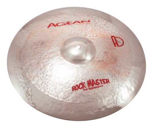 "Crash Agean 18"" Rock Master Series"