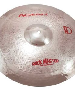 "Crash Agean 19"" Rock Master Series"