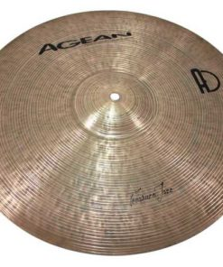 "Crash Agean 17"" Treasure Jazz Series"