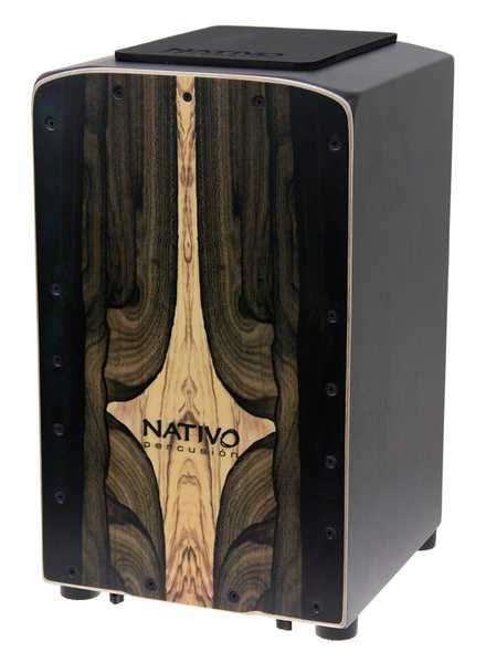 Cajón Nativo Percusion Pro Wood