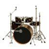 Batería Dixon Fuse Cherry/Mahogany Satin Cherry to Black 22""