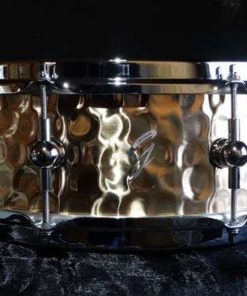 Snare Drum Groove Drum Co - Hammered Bronze 14x05""