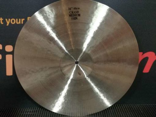 Crash Groove Cymbals Crixus Series (bottom)