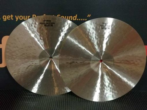 Hihat Groove Cymbals Crixus Series (bottom)
