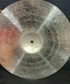 Crash Groove Cymbals Crixus White Series (bottom)
