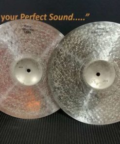 Hihat Groove Cymbals Crixus White Series (bottom)