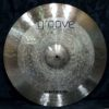 Ride Groove Cymbals Crixus White Series