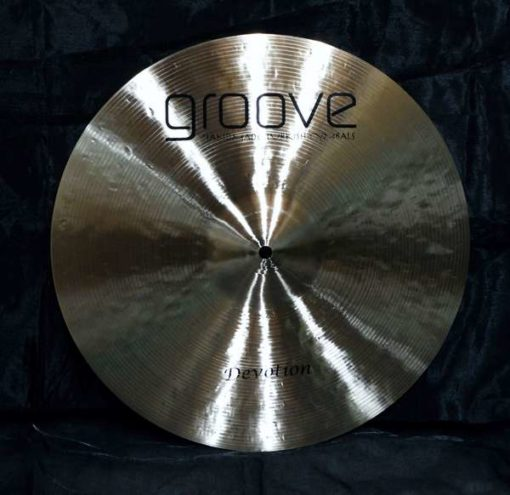 Crash Groove Cymbals Devotion Series