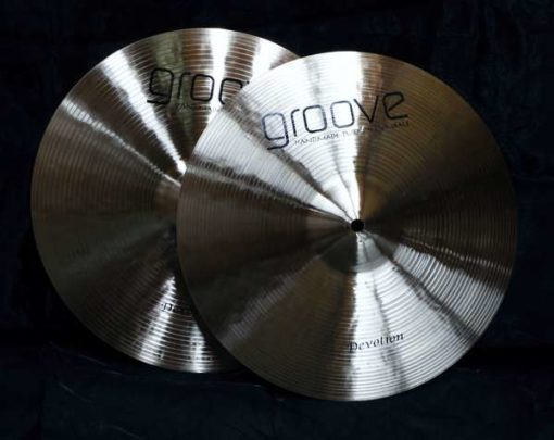 Hihat Groove Cymbals Devotion Series