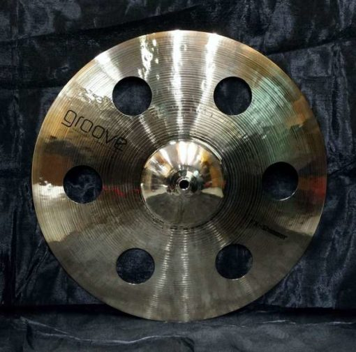 O-Zone Crash Groove Cymbals FX-Shimmer Series