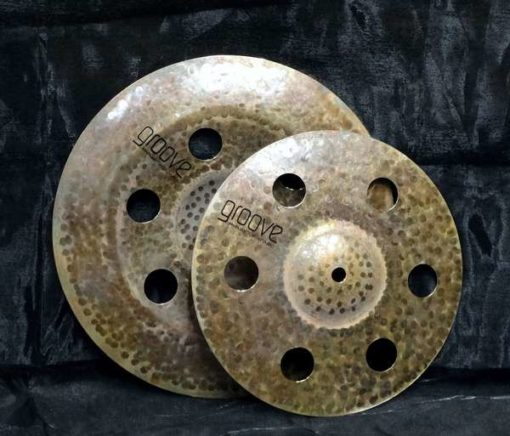 Stack Groove Cymbals