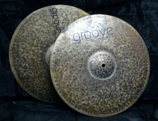 Hihat Groove Cymbals Raw Complex Series