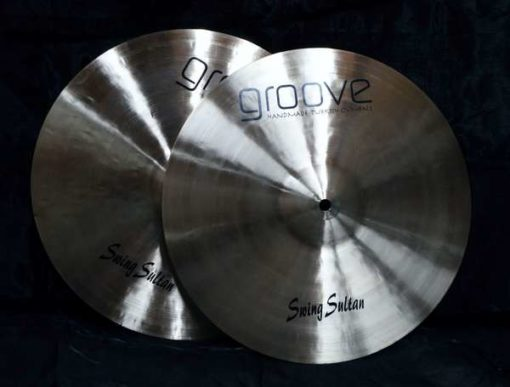 Hihat Groove Cymbals Swing Sultan Series